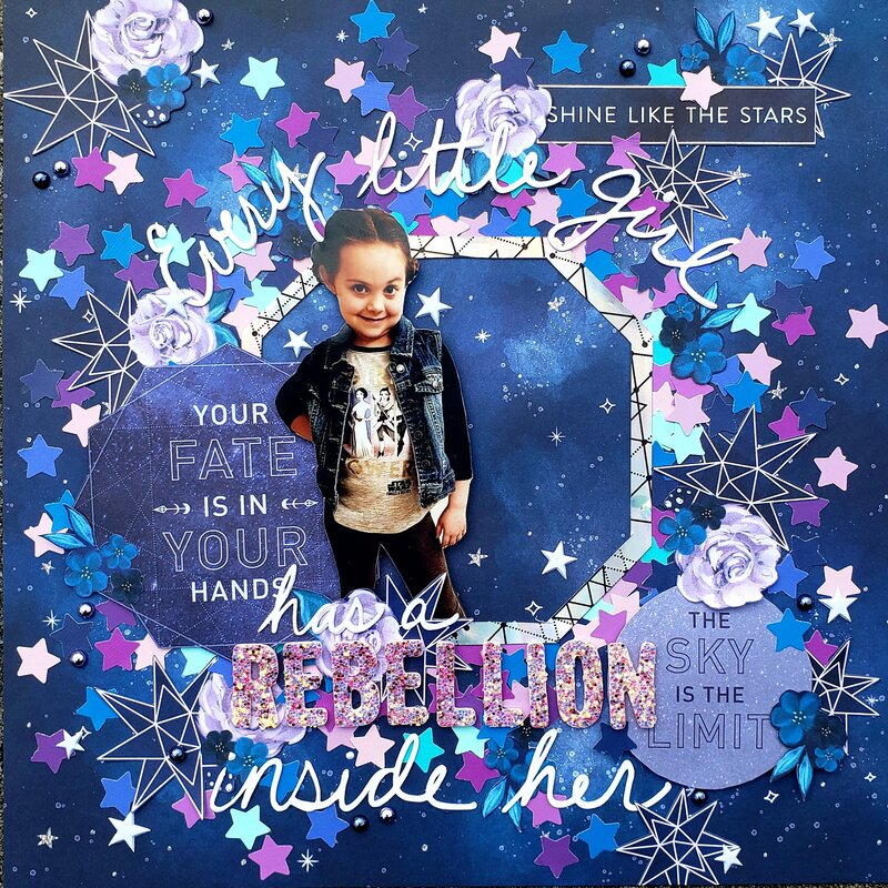 Every Little Girl has a Rebellion Inside Her
