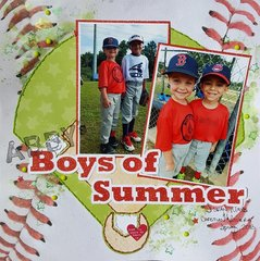 Her Boys of Summer