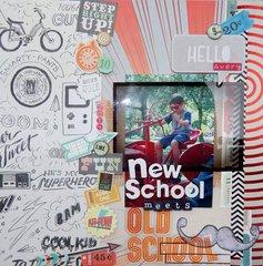 New School meets Old School (5)