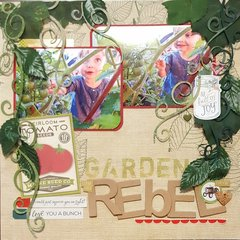 Garden Rebel