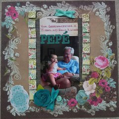 Great-Grandpa PePe