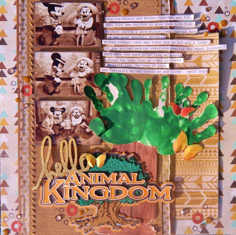 Hello Animal Kingdom