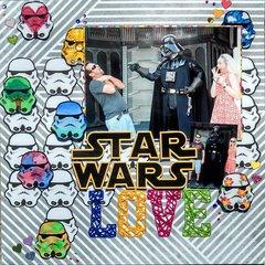 (59) Star Wars Love