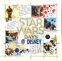 (97) Star Wars Days at Disney