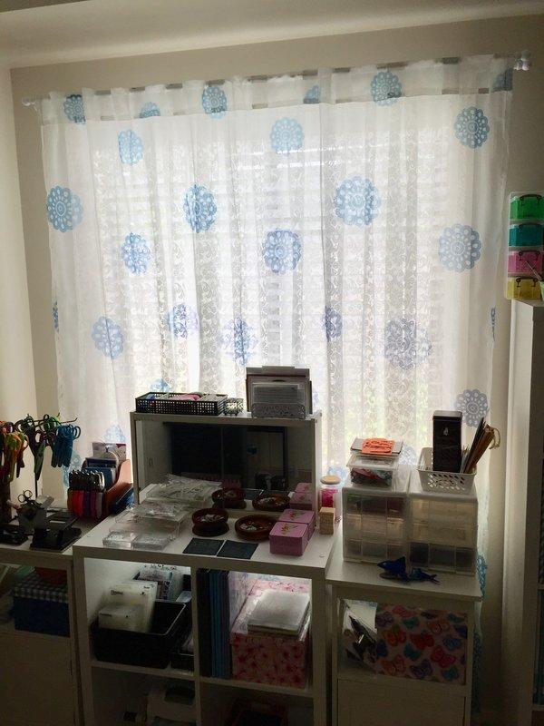 My New Double Scrapbook Rooms
