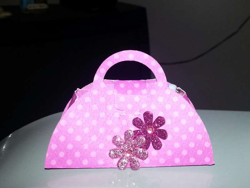 Pink Purse birthday