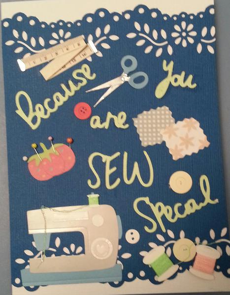 Sew Special Birthday