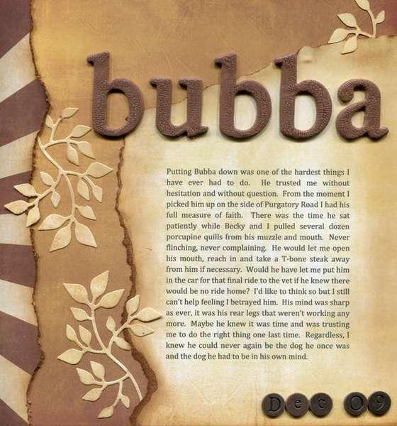 Bubba Book 14b