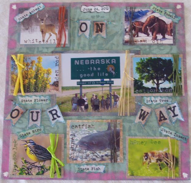 Nebraska - On Our Way