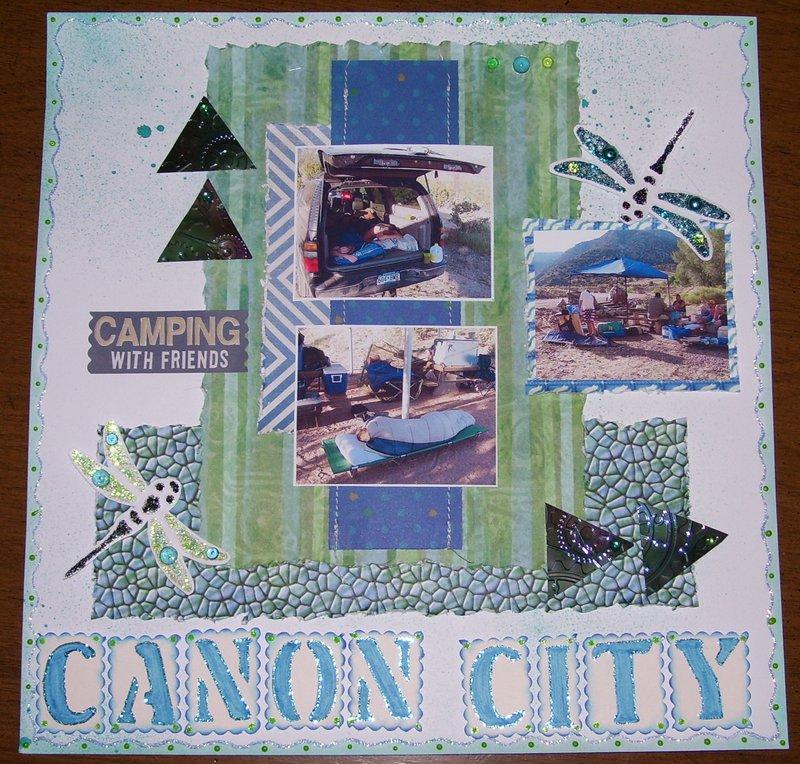 Canon City, CO  Pg 1