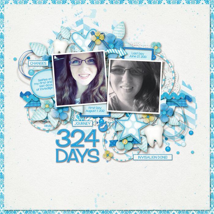 324 Days