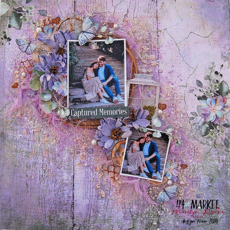 Captured Memories- 49 and Market