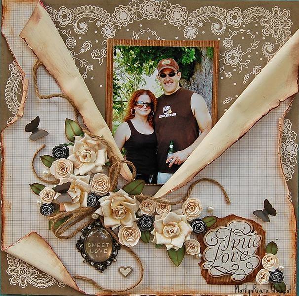 True Love-**My Creative Scrapbook***