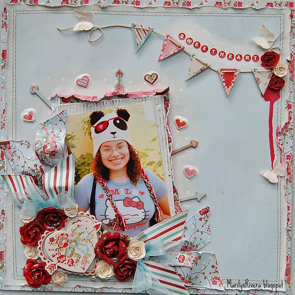 Sweetheart- ***My Creative Scrapbook***