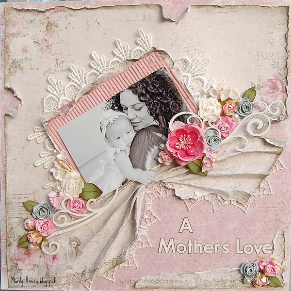 A Mother's Love- ***MAJA DESIGN***