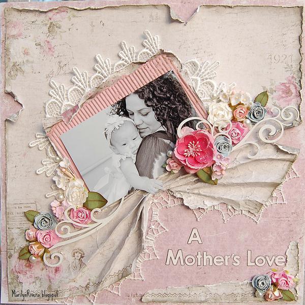A Mother's Love- ***MAJA DESIGN***