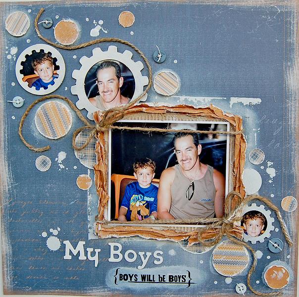 My Boys- **MAJA DESIGN**