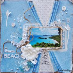 My Favorite Beach-**MAJA DESIGN*****