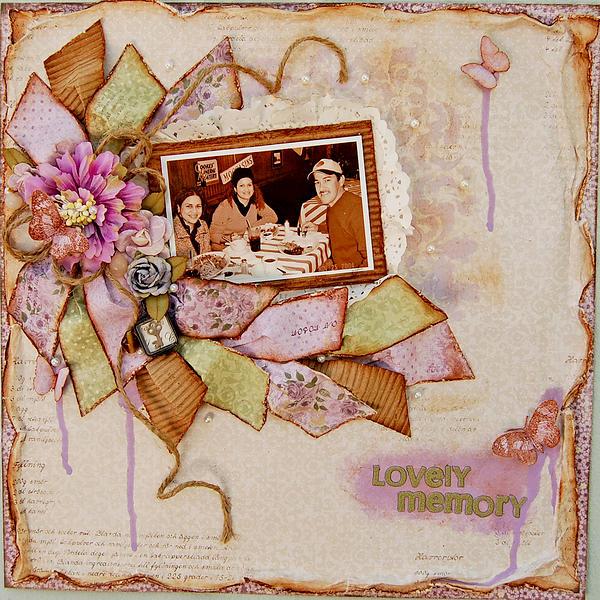 Lovely Memory-***Maja Design****