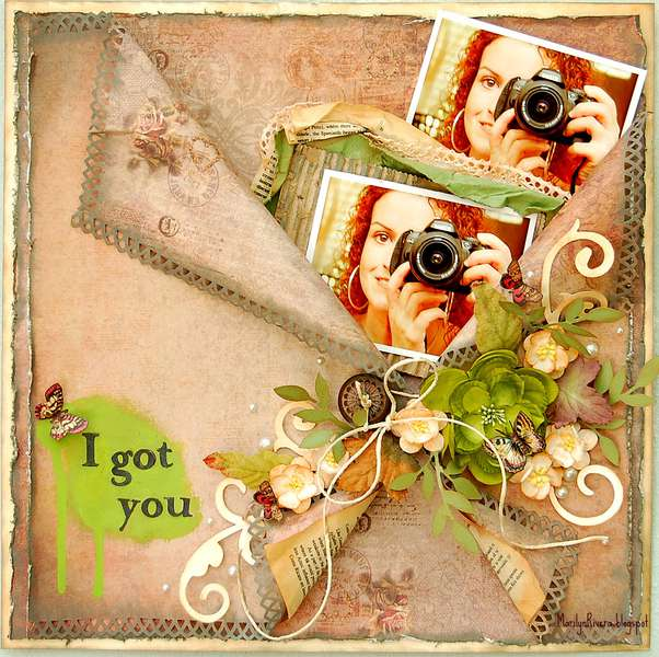 I Got You- ScrapThat! July Kit Reveal.