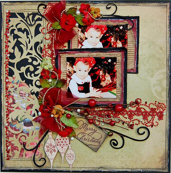 Merry Christmas- My Creative Scrapbook