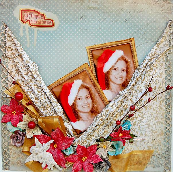 A Happy Christmas- My Creative Scrapbook