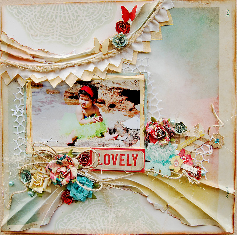 Lovely-**My Creative Scrapbook***