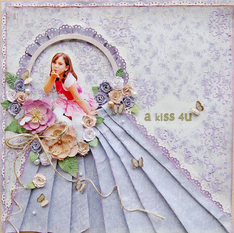 A Kiss 4U***Maja Design***