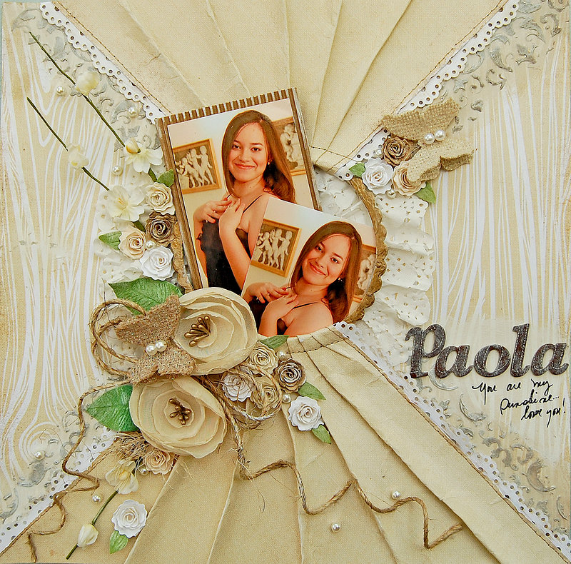 Paola-**My Creative Scrapbook****