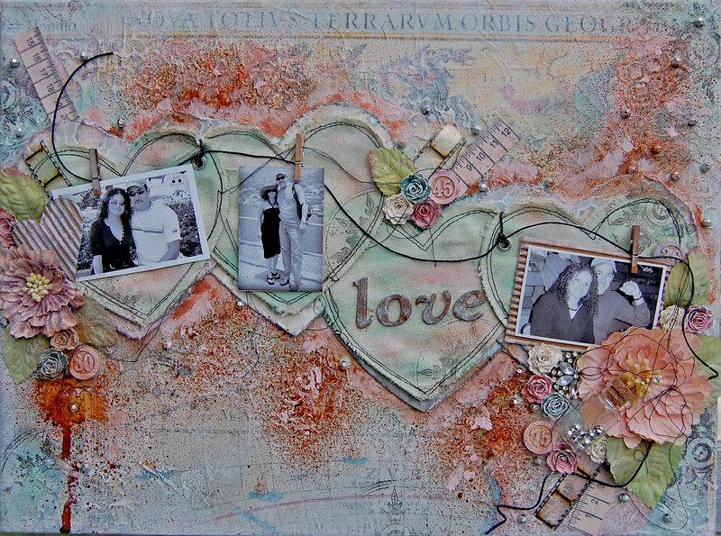 Love- My Creative Scrapbook