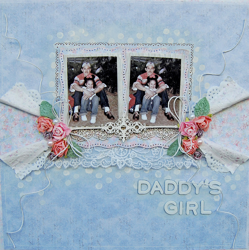 Daddy's girl-**Maja Design**