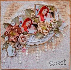 Sweet-My Creative Scrapbbok