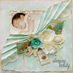 Sleeping Beauty-**My Creative Scrapbook**