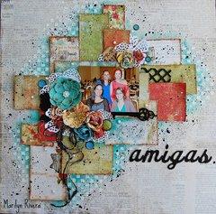 Amigas-My Creative Scrapbook