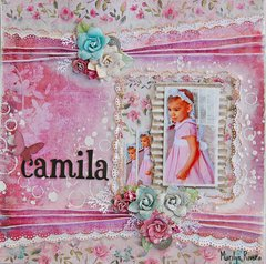 My Creative Scrapbook-Camila