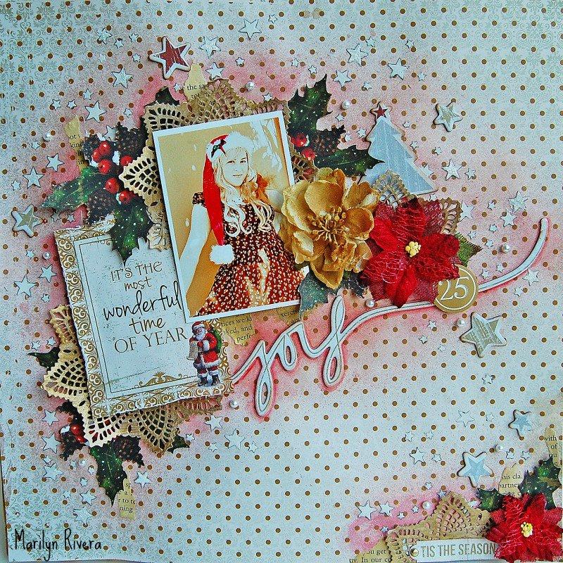 Joy-My Creative Scrapbook