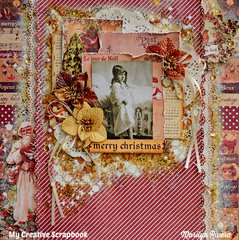 My Creative Scrapbook- Merry Christmas