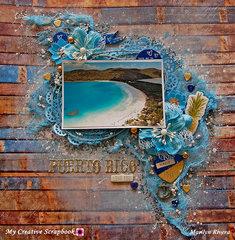 My Creative Scrapbook- Puerto Rico