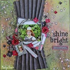 Shine Bright...My Creative Scrapbook