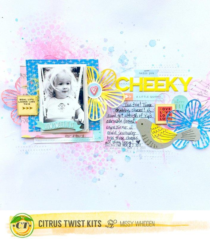 Cheeky *Citrus Twist Kits*