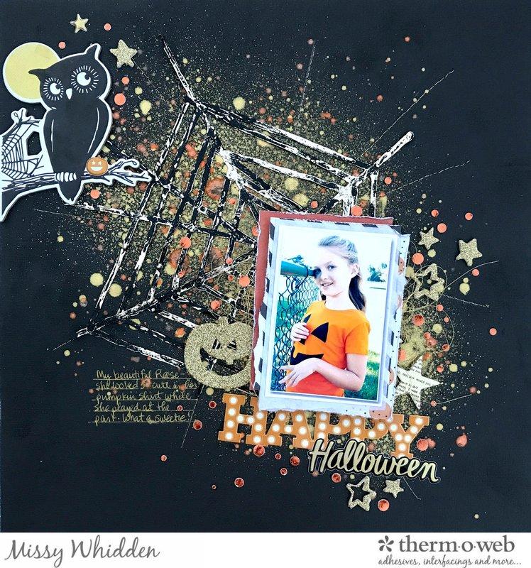 Happy Halloween *Thermoweb*