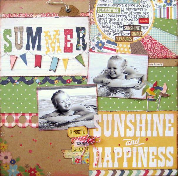Summer, Sunshine & Happiness