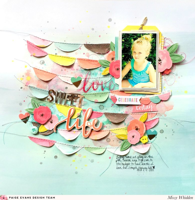 Love Sweet Life *Paige Evans Design Team*