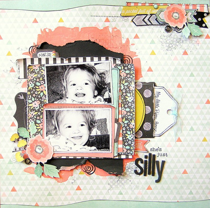 Shes Just Silly **My Creative Scrapbook**