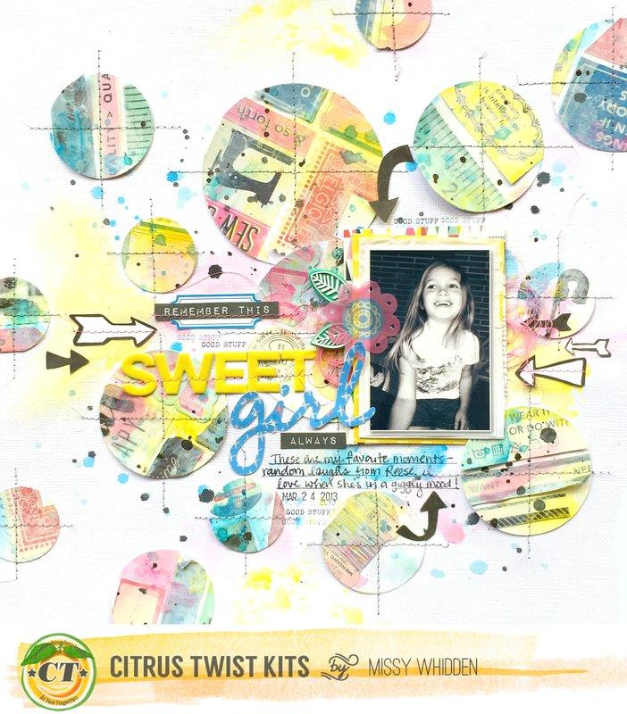Sweet Girl *Citrus Twist Kits*
