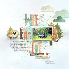 Weekend Ride *Simple Stories*