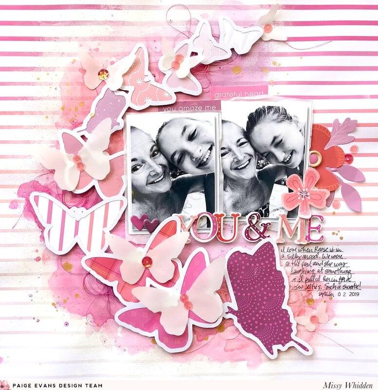 You & Me *Paige Evans DT*
