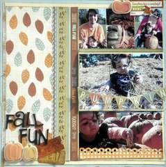 Fall Fun {Interactive} layout
