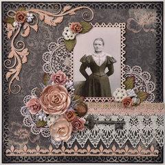 Great-Grandmother Bjorg