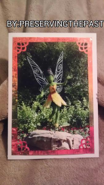 Photo Card -- Disney Fairy